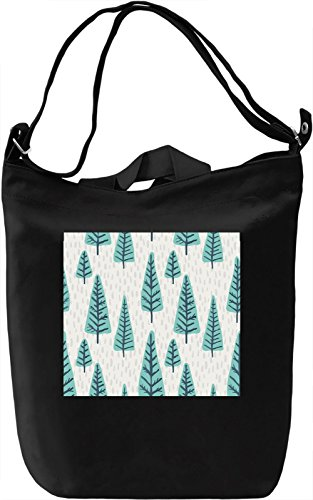 Flowers design for Full Print Borsa Giornaliera Canvas Canvas Day Bag| 100% Premium Cotton Canvas| DTG Printing|