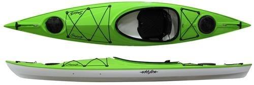 Eddyline Skylark Kayak - Pearl Lime