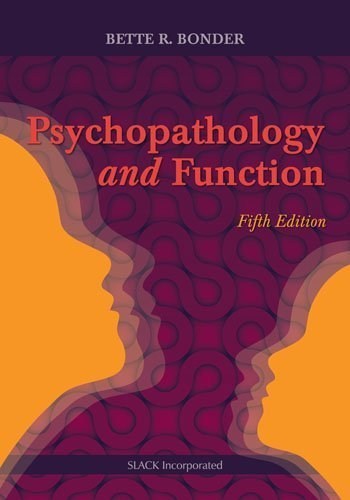 Psychopathology and Function Hardcover November 15, 2014