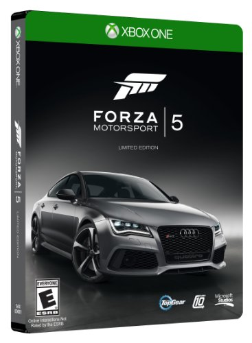 Forza Motorsport 5 Limited Edition by Microsoft (Image #2)