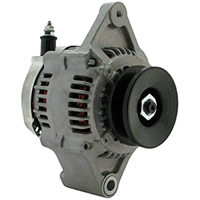 New Premium Alternator fits Toyota Lift Truck 7FGUI5 - 7FGU35 4Y/ 5K Engine 1993 1994 1995 1996 1997 1998 1999 2000 2001 27060-78156 27060-78156-71 025191 A-8851 27060-78158 27060-78158-71 210-7022: Automotive