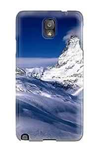 New Style 2180088K85392748 Excellent Design Matterhorn Valais Switzerland Case Cover For Galaxy Note 3