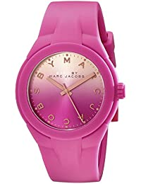 Womens MBM5538 Silicone Watch