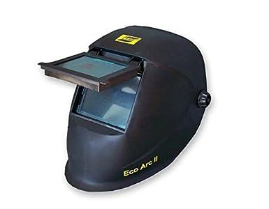 ESAB Eco Arc 2. Máscara de casco para soldadura 90 x 110: Amazon.es: Industria, empresas y ciencia