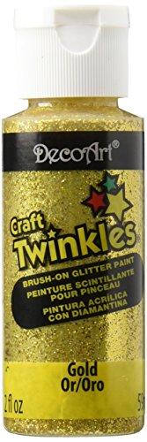 DecoArt Craft Twinkle Paint 2 Ounce