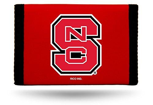 North Carolina Purse (NCAA North Carolina State Wolfpack Nylon Trifold Wallet)