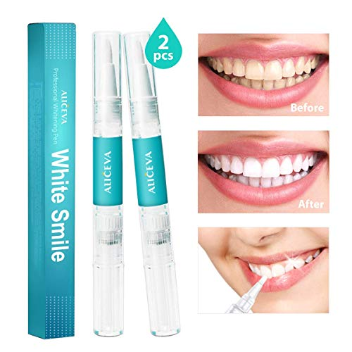 Aliceva Teeth Whitening Pen - Natural &...