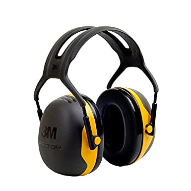 3M Peltor X-Series Over-the-Head Earmuffs (ADULTS)