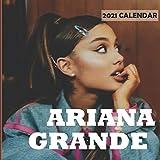 Ariana Grande 2021 Calendar: 12 Months 2021 wall