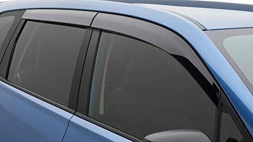 SUBARU 2019 Forester Side Window Wind Deflectors Vent Visors F0010SJ020 Genuine Base Premium - Wind Subaru Deflectors