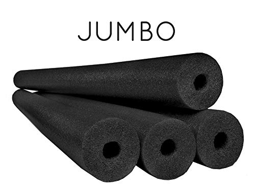 Pool Noodle Halloween Crafts (4 Pack Oodles Monster 55 Inch x 3.5 Inch Jumbo Swimming Pool Noodle Foam Multi-Purpose)