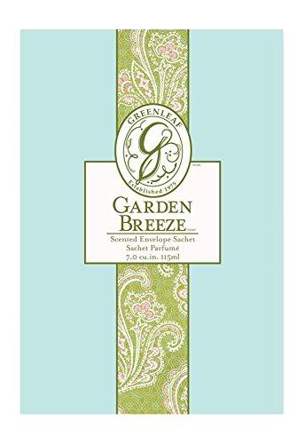 Garden Breeze Scented Sachet Greenleaf GL900482
