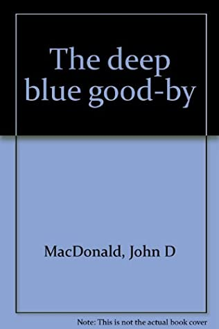 book cover of The Deep Blue Good-By