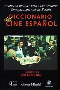 Book Diccionario del cine espanol/ Dictionary of the Spanish Theater (Spanish Edition)