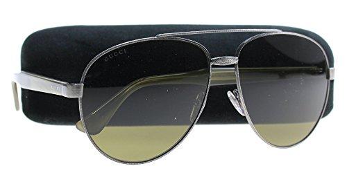 Gucci Fashion Aviator Sunglasses - Gucci Shades For Men