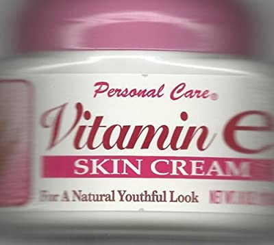 Personal Care Vitamin E Skin Cream 8oz