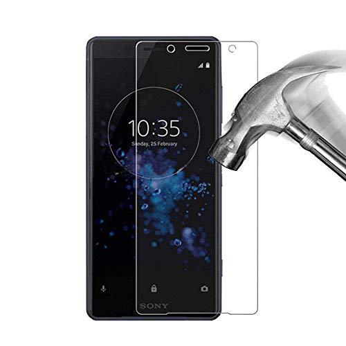 追加容赦ない解く【2枚 全面保護全透明】Sony Xperia XZ2 Compact ガラスフィルム 表面硬度 9H Sony Xperia XZ2 Compact フィルム耐衝撃液晶保護 耐久性 0.26mm 液晶保護フィルム2.5D ラウンドエッジ加工 HD 撥油性 疎水性 指紋防止 飛散防止 高透過率 耐衝撃