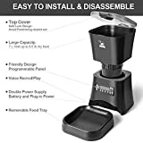 HICTOP Automatic Pet Feeder   Auto Pet Dog Timed