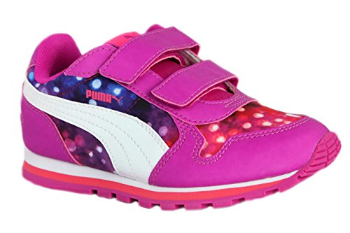 Puma St Runner Nl Lights V Ps Ultra Magenta-P (Kids) Fuxia