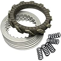 Tusk Clutch Kit With Heavy Duty Springs - Fits: Honda TRX...