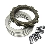 Tusk Clutch Kit With Heavy Duty Springs - Fits: Honda ATC 250R 1985