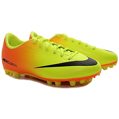 Nike JR MERCURIAL VICTORY IV AG VOLT/BLACK-BRIGHT CITRUS