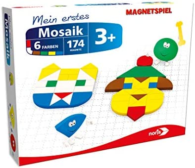 noris 606041772 Magneticus Mein erstes Mosaik