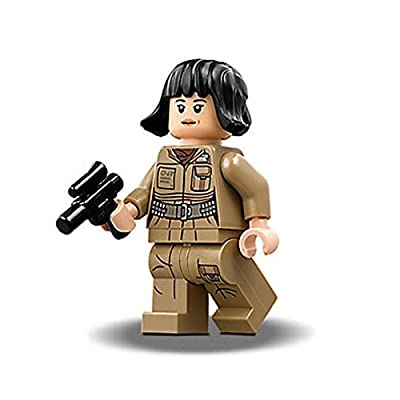 LEGO Star Wars: The Last Jedi MiniFigure - Rose (75176): Toys & Games