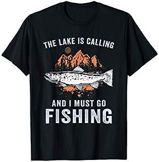 Birthday Gift Fishing  for Men Must Go Fishing , Fishing Gifts Short and Long Sleeve Shirt/Hoodie