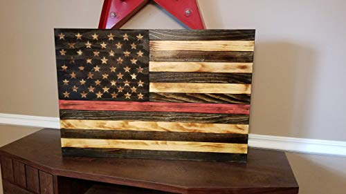 Thin Red Line Concealment Flag for sale  Delivered anywhere in USA