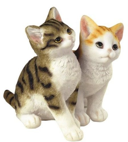 StealStreet SS-G-18056 Cat Collection Feline Animal Decoration Figurine Decor Collectible (Kitty Cat Figurine)
