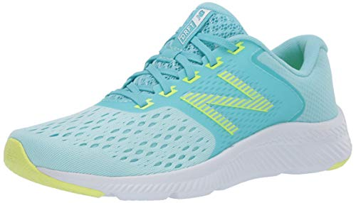 New BalanceNew Balance Women's DRFT V1 Running Shoe, Blue/Green, 5 ...