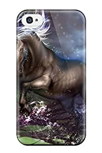 Hot Snap-on Unicorn Horse Magical Animal I Hard Cover Case/ Protective Case For Iphone 4/4s