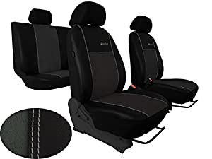 Vw t5 transporter doubl ecab 6 seats high quality car seat for Housse siege transporter t5