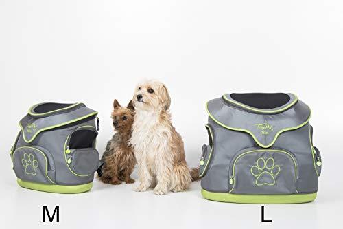 TrendPet Miri - Hunderucksack, Multifunktionstasche für Hunde (M)