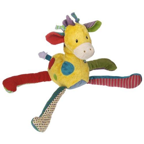 Natural Life Baby Mary Meyer Plush Toy, Dream Big Giraffe