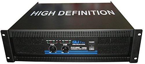 GLi PVX9000 19-Inch Rack Mountable 10,000-Watt Max Equalizer