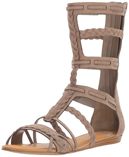 Fergalicious Womens Zaille Gladiator Sandal Doe
