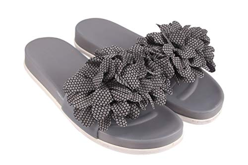 ZAISHA Latest Collection, Comfortable & Fashionable Block Slip-On Sandle for Women's and Girl's,Bellies for Women