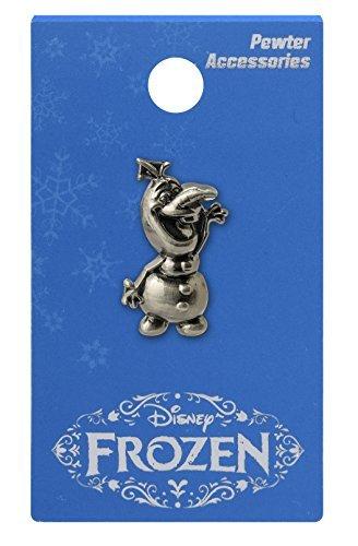 Disney Olaf Pewter Lapel Pin