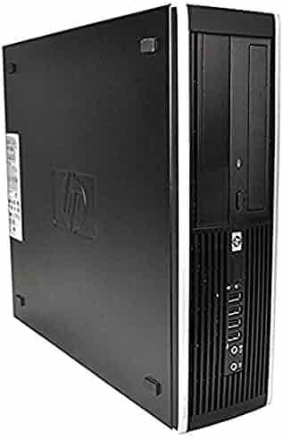 HP 8100 Desktop Computer Intel i5 3.2GHz Processor 8GB Memory 1TB HDD Genuine Windows 10 Professional (Certified Refurbished)