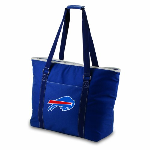 NFL Buffalo Bills Tahoe Extra Large Insulated Cooler Tote, Navy ()