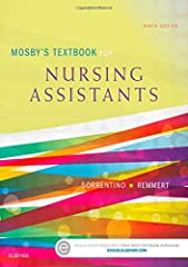 Master the essential skills of today's nursing assistant! Mosby's Textbook for Nursing Assistants, 9th Edition prepares you to work in long-term care, acute care, and subacute care settings. Known for its comprehensive coverage and an ...