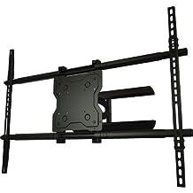 Pivoting Extending Arm/Tilt Universal Wall Mount for 37 - 55 Screens by Crimson AV