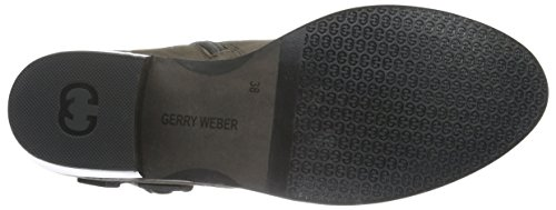 Gerry Weber Padua 04, Botines para Mujer Gris - Grau (anthrazit 700)