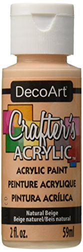 DecoArt Crafters Acrylic Paint 2 Ounce