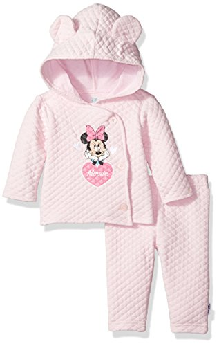 Disney-Baby-Girls-Minnie-Mouse-2-Piece-Jacket-with-Ears-Set