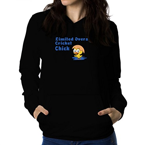 Limited Overs Cricket chick Women Hoodie - Cricket Chick