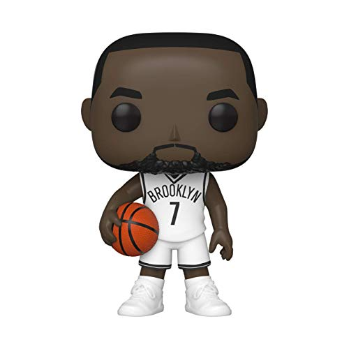 Funko- Pop NBA Nets-Kevin Durant Figura Coleccionable, Multicolor, Estandar (46537)