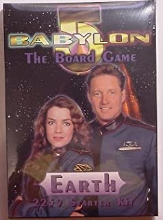 Earth Starter Kit (2259 Edition: Babylon 5 Board Game) [BOX SET]